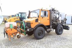 Bekijk foto's Wegenbouw nc MERCEDES-BENZ - Unimog 427/10
