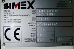 Vedere le foto Lavori stradali Simex PLB350