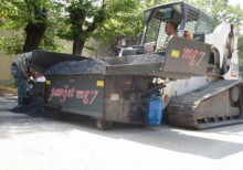 Voir les photos Travaux routiers MG Pavijet MG7