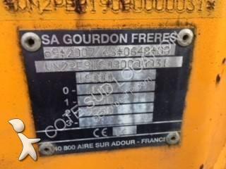 Porte engins Gourdon