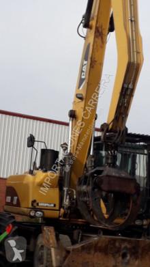 View images Caterpillar excavator