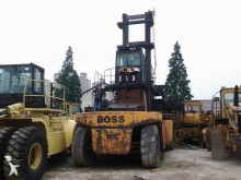 Boss heavy duty forklift
