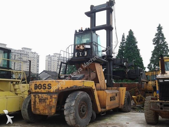 Voir les photos Chariot élévateur gros tonnage Boss G63