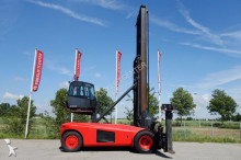 Linde C90-5 Hook Type DB Container handler heavy forklift