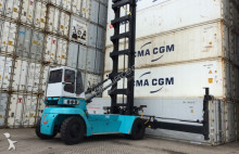 SMV containers handling heavy forklift
