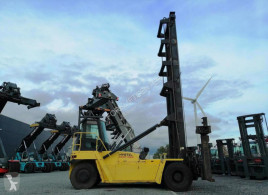 Hyster containers handling heavy forklift