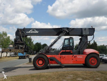 Linde reach stacker