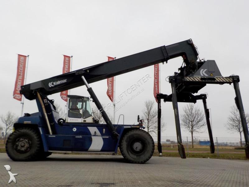 Kalmar DRF450-60C5X Reach stacker heavy forklift