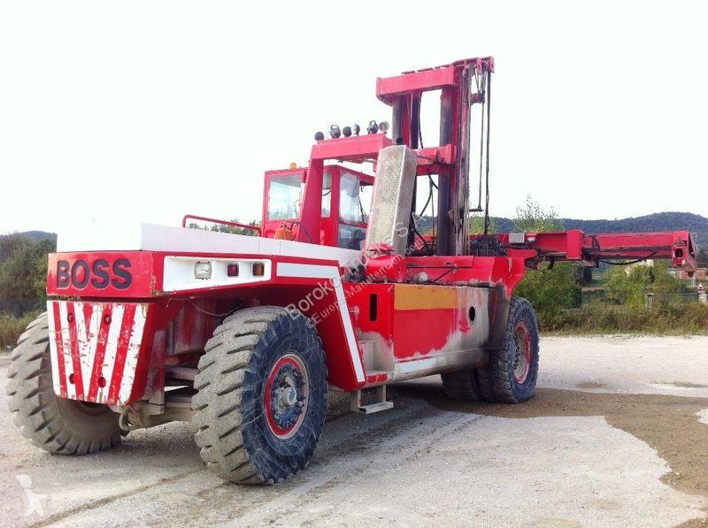 Boss LANCER -  G4212GPCH heavy forklift