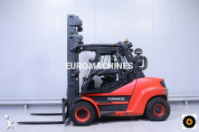 Linde heavy duty forklift