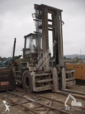 Valmet containers handling heavy forklift
