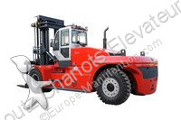 used n/a heavy duty forklift FD320T - n°2758213 - Picture 1