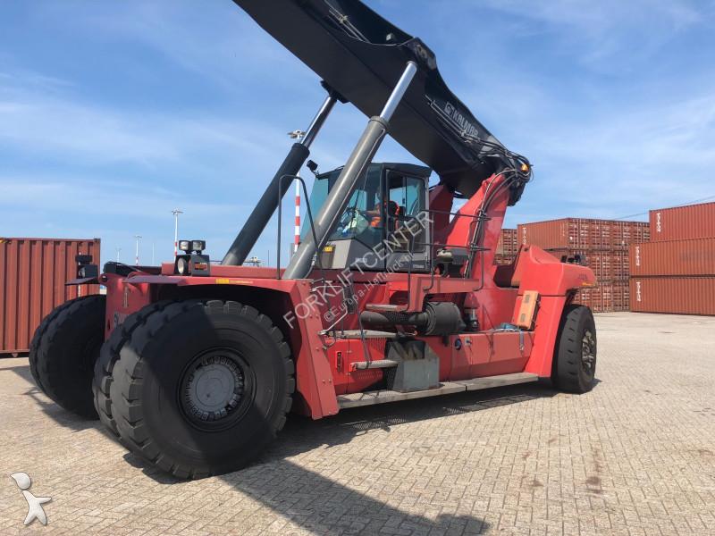 Kalmar DRF450-70S5 Reach stacker heavy forklift