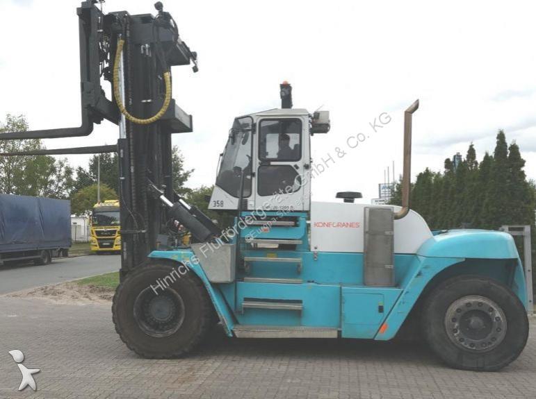 Chariot élévateur gros tonnage SMV SL20-1200A