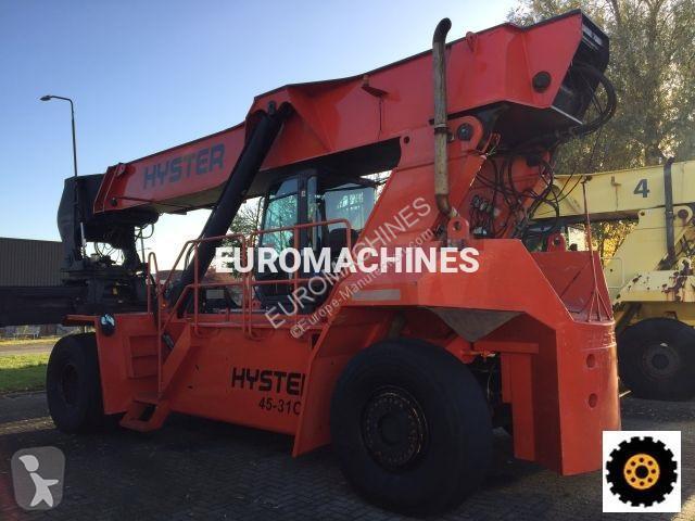 Chariot élévateur gros tonnage Hyster RS45-31CH