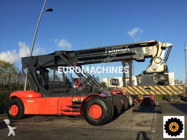 Chariot élévateur gros tonnage Linde C4130/4