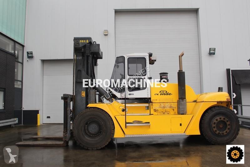 Chariot élévateur gros tonnage SMV 22-1200-B