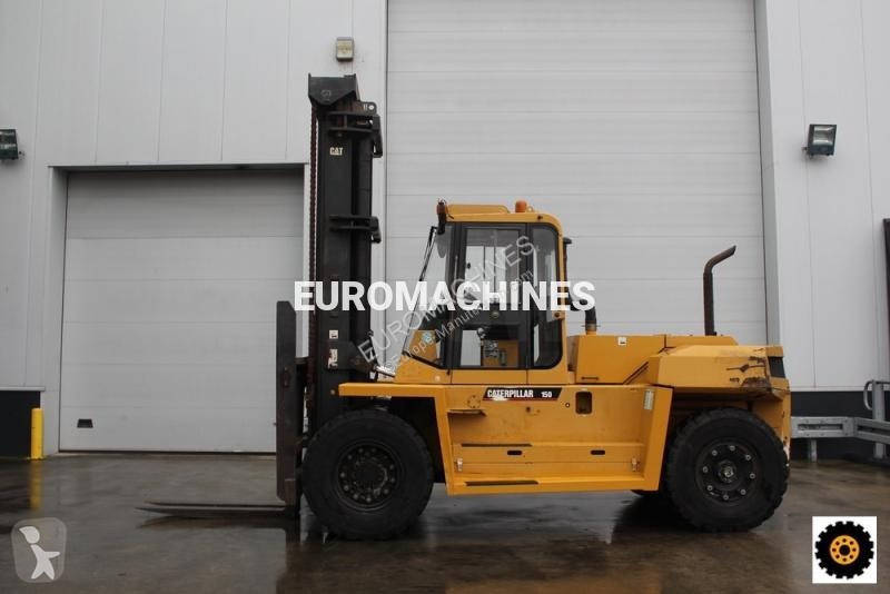 Chariot élévateur gros tonnage Caterpillar DP-150