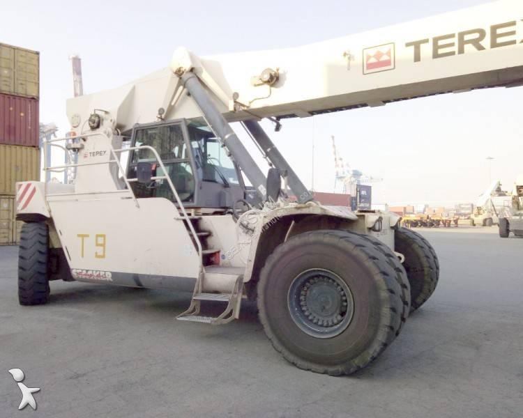 Chariot élévateur gros tonnage Terex TFC 45 RHC