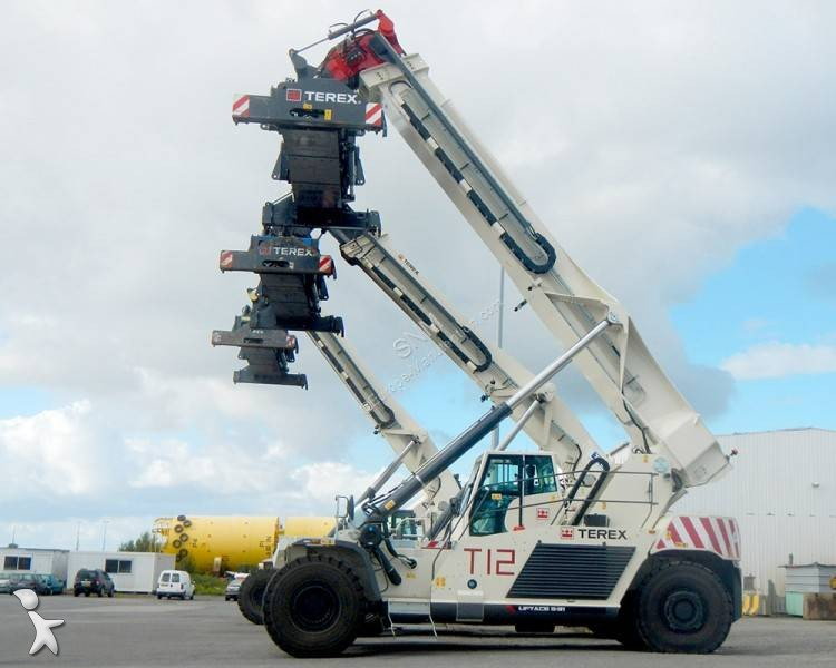 Terex Liftace R5-31 heavy forklift