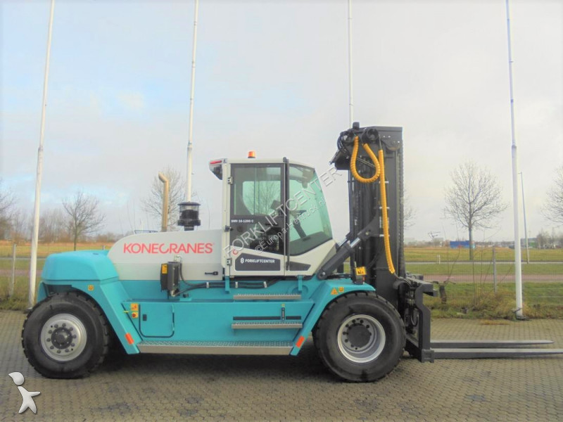 SMV 16-1200C 4 Whl Counterbalanced Forklift >10t heavy forklift
