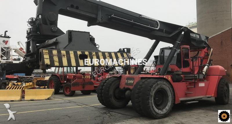 Chariot élévateur gros tonnage SMV SC4535TB5