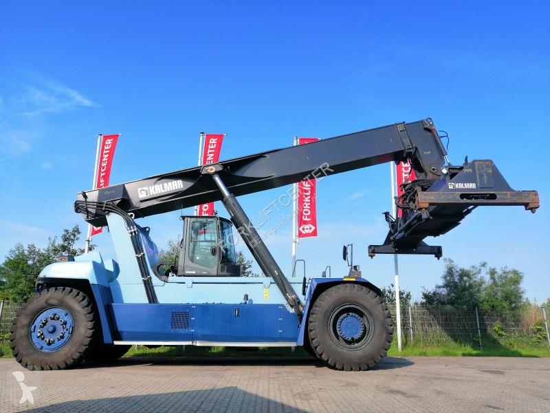 Ver as fotos Empilhador elevador grande tonelagem Kalmar DRG450-65S5X Reach stacker