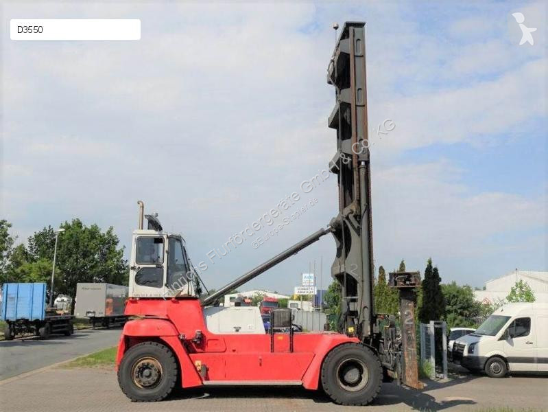 Ver las fotos Carretilla elevadora gran tonelaje SMV SMV 5/6 ECB100DS