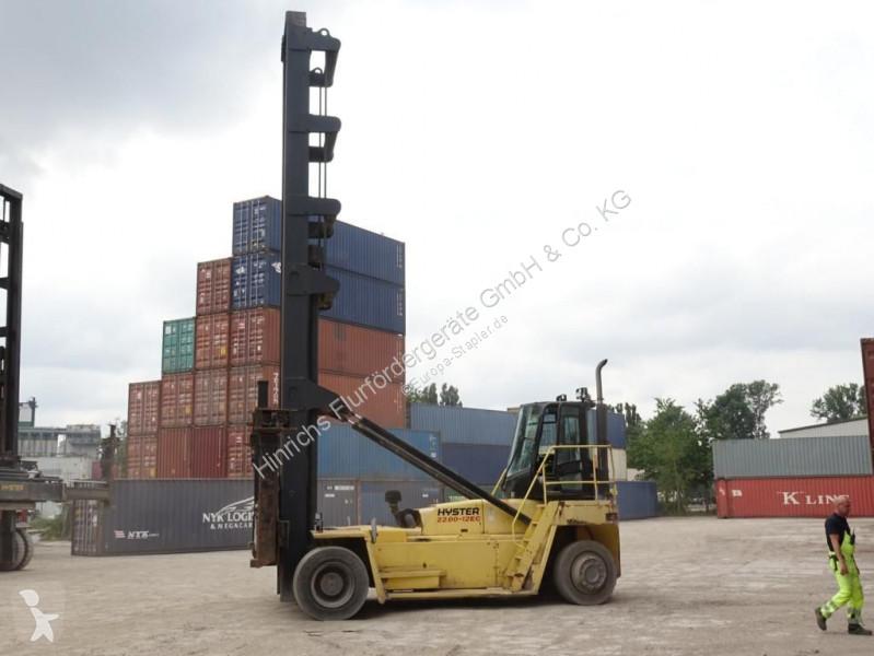 查看照片 大吨位可升降式叉车 Hyster H22.00XM-12EC