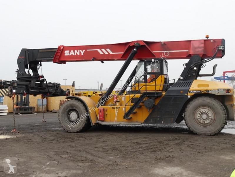 Zobaczyć zdjęcia Wózek podnośnikowy o dużym tonażu Sany SRSC4535G