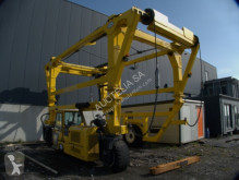 Combilift containers handling heavy forklift