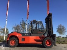 Linde H160D-1200 4 Whl Counterbalanced Forklift >10t