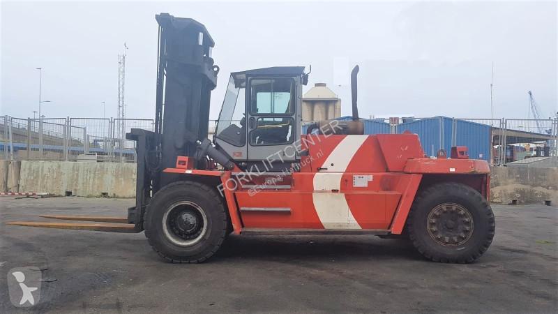 查看照片 大吨位可升降式叉车 Kalmar DCD 250-12 LB 4 Whl Counterbalanced Forklift >10t