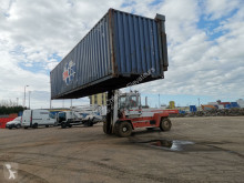 Svetruck containers handling heavy forklift