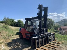Fenwick heavy duty forklift