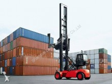 used empty containers handling heavy forklift