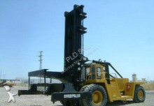 Caterpillar containers handling heavy forklift