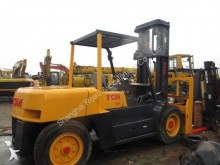 used TCM heavy duty forklift 10Tons Diesel - n°893576 - Picture 1