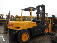 used TCM heavy duty forklift 10Tons Diesel - n°893576 - Picture 2