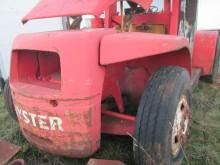Voir les photos Chariot élévateur gros tonnage Hyster