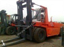 used TCM FD250-4 heavy duty forklift 25Tons Diesel - n°896949 - Picture 3