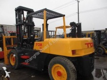 used TCM heavy duty forklift 10Tons Diesel - n°893576 - Picture 4