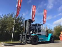 Просмотреть фотографии Большегрузный погрузчик SMV 16-1200B 4 Whl Counterbalanced Forklift <10t