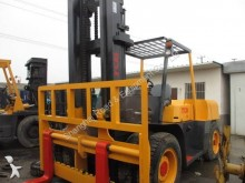 used TCM heavy duty forklift 10Tons Diesel - n°893576 - Picture 5