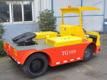 cabeza tractora de maniobra Dragon Machinery TG500