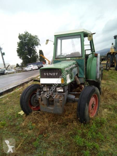 Voir les photos Tracteur de manutention Fendt 260S