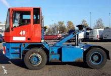 CVS Ferrari handling tractor