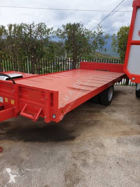 Voir les photos Tracteur de manutention nc Carreggiata Interna