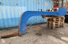 manipulační traktor nc Plan Truck Gooseneck / Schwanenhals
