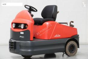 tractor de movimentação Linde P60